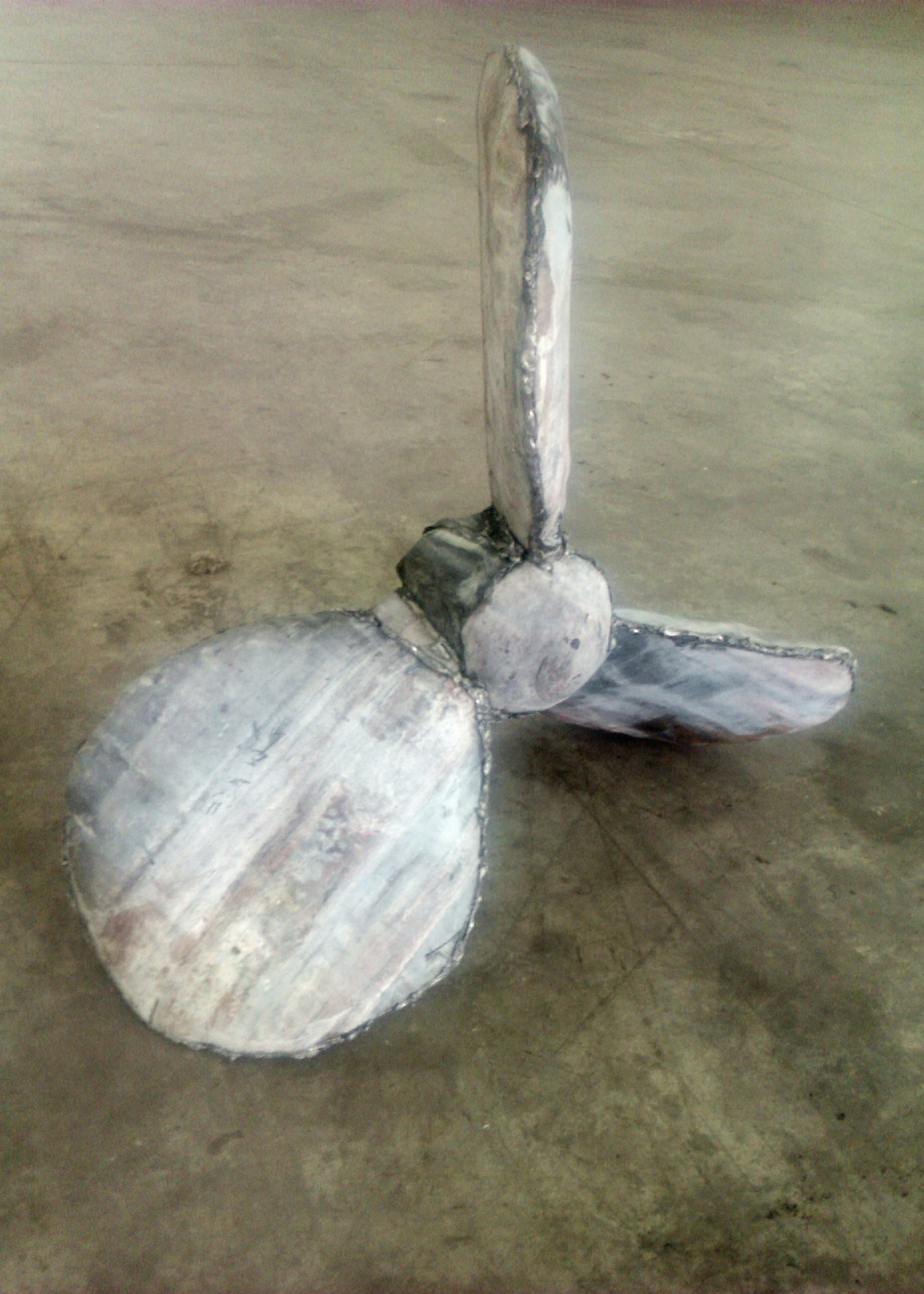 Anselm Kiefer-sculpture-assistant-julien beaucourt
